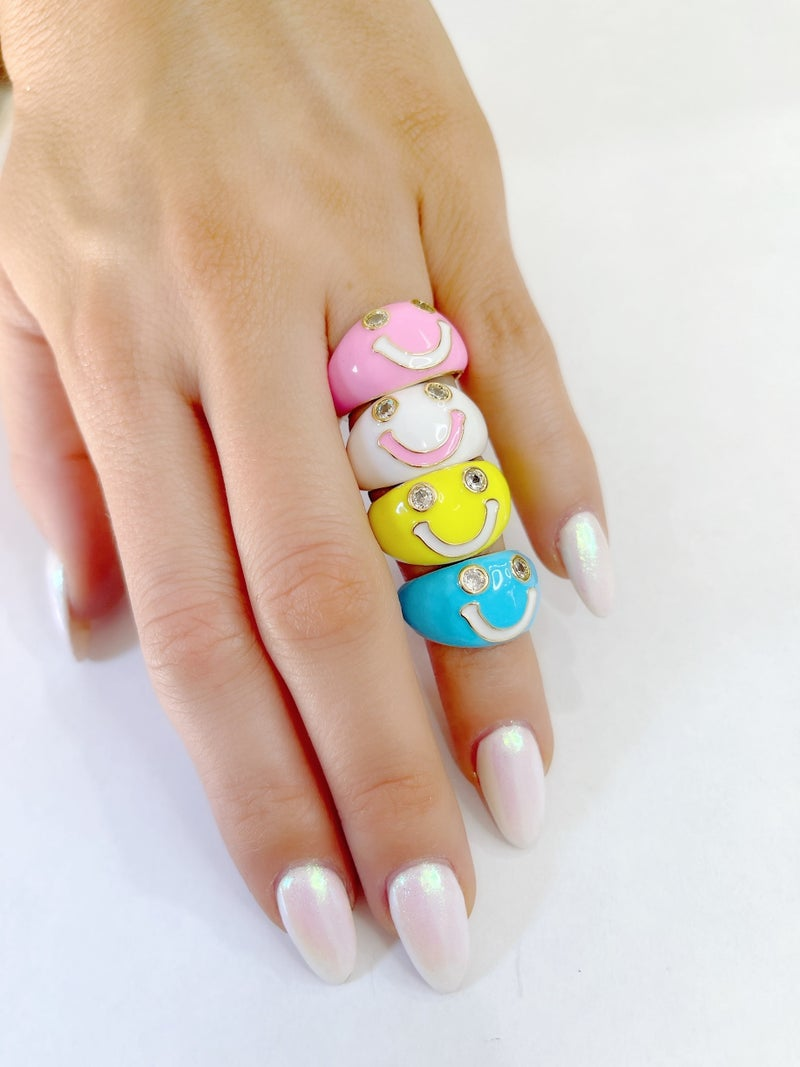 **PRE ORDER** Be Happy Ring