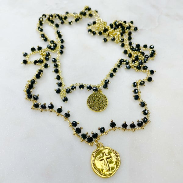 BB Lila Easy Tiger Necklace