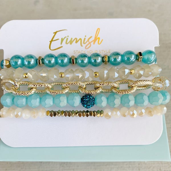 Erimish 5-Piece Stack