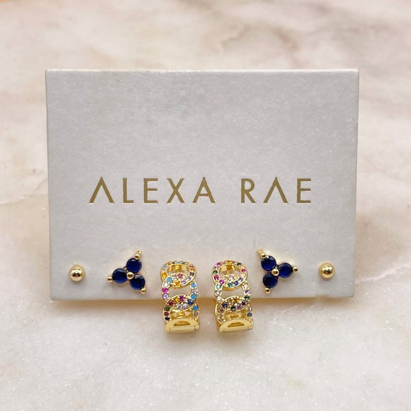 By Alexa Rae Moscow Earring Set