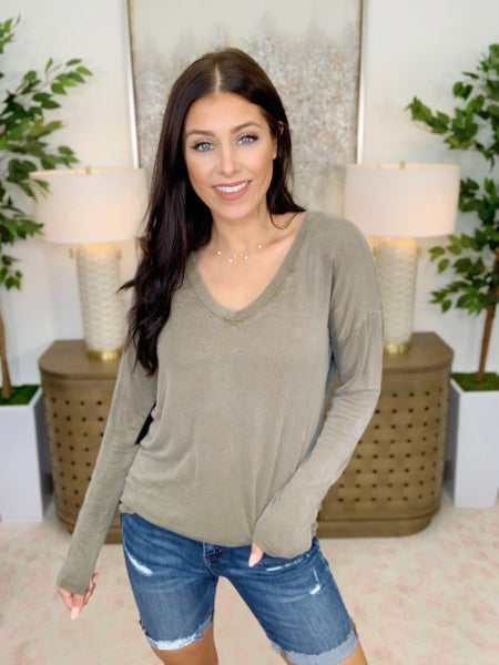 Comfort First Pullover - 2 Colors!