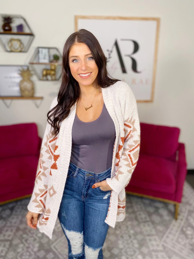 All About It Cardigan - 2 Colors!