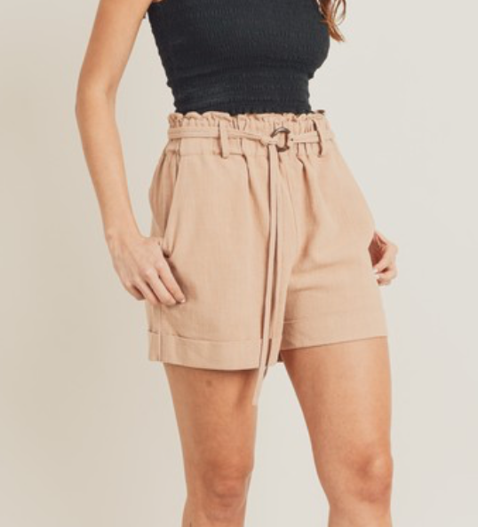 Chic And Sophisticated Shorts - 2 Colors!