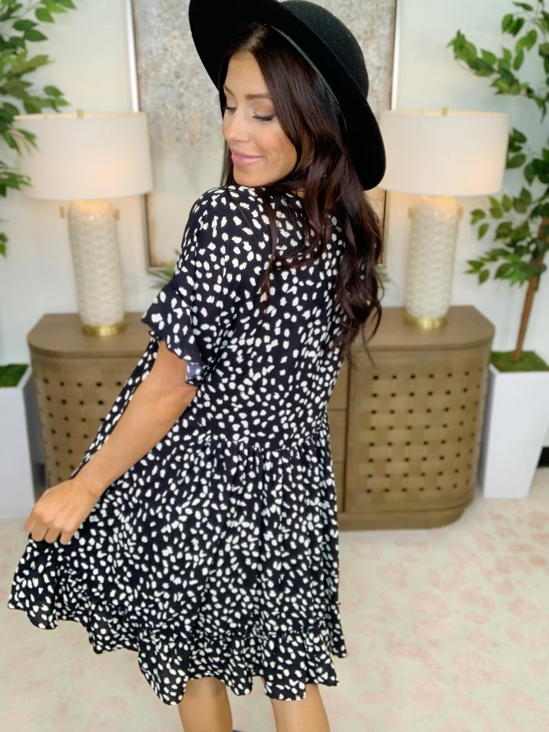 Spotted Beauty Dress