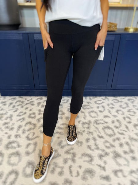 Begging You For More Leggings - 2 Colors!