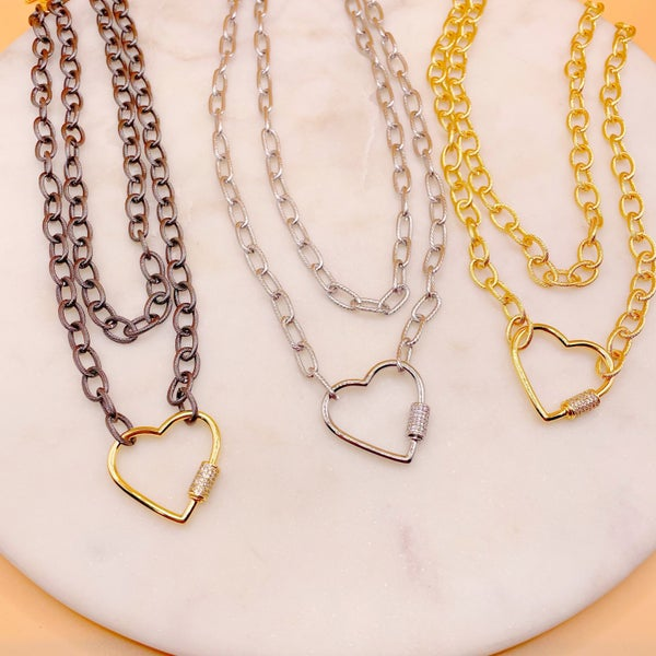 By Alexa Rae Riley Necklace - 2 Colors!