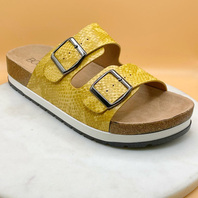 Corky's Beach Babe Sandals-6-Colors
