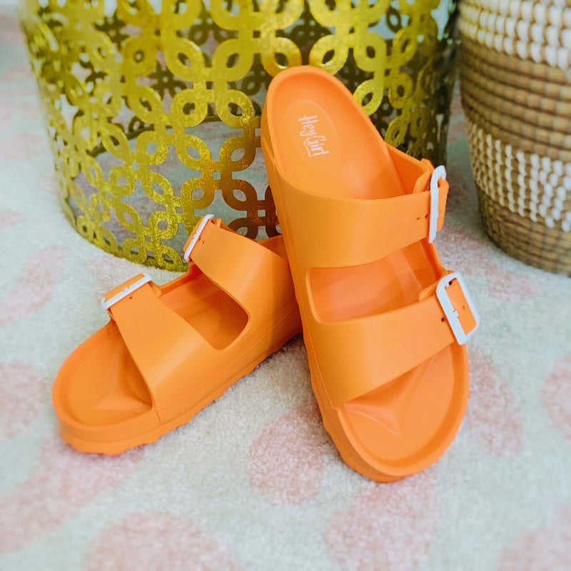 Corky's Waterslide Sandals- 10 Colors! *FINAL SALE*