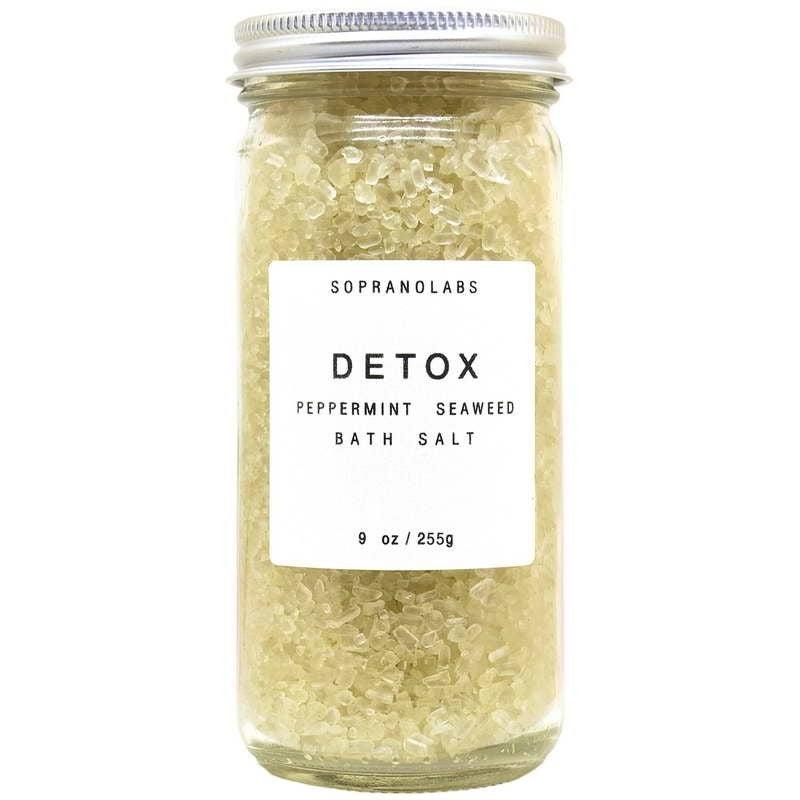 Detox Peppermint Bath Salt