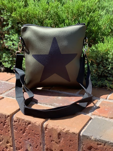 TOP GUN CROSSBODY BAG