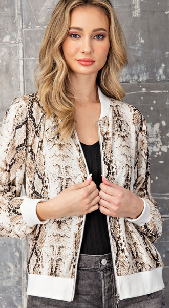 Rattle Me This Jacket - 2 Colors!