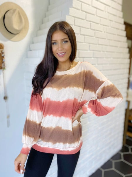 Rustic Beauty Top