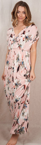 Flower Shower Dress - 2 Colors!