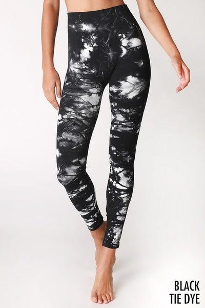 It's Electric Tye Dye Leggings-4 Colors