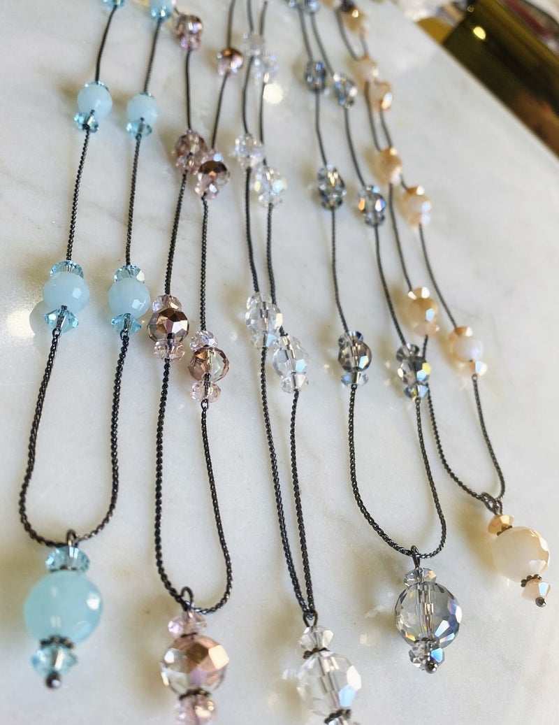 Melania Clara Emily - Closeout Necklace!