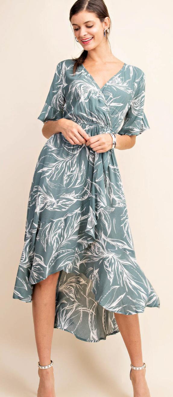 Classy Date Night Dress- 3 Colors!