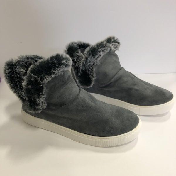 Very G Plush Shoe - 2 Colors!