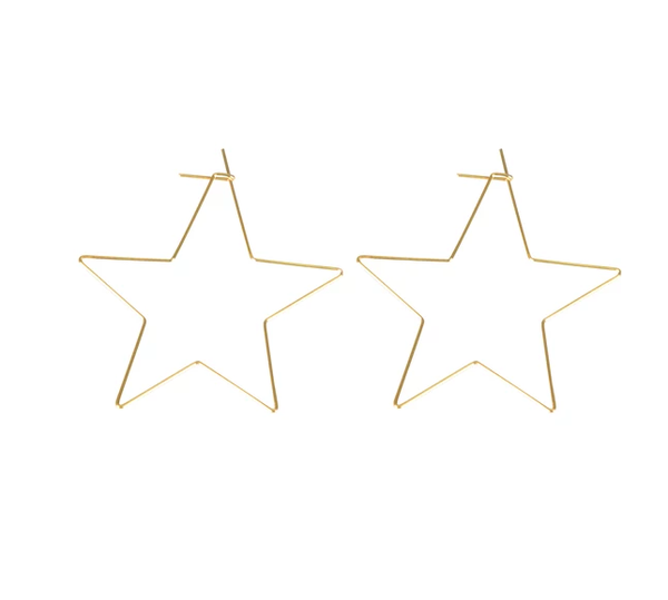 The Brightest Star Earrings