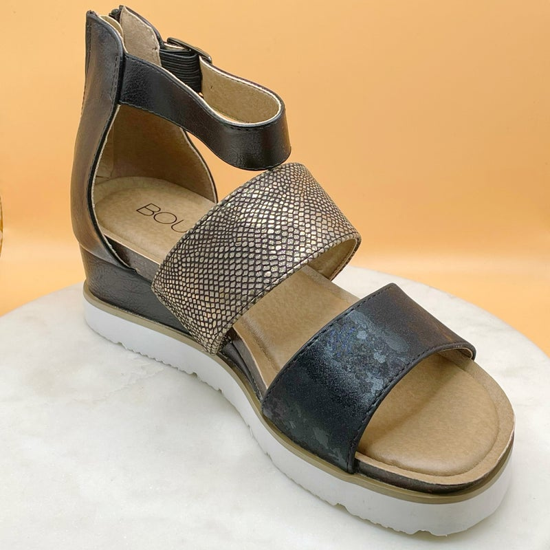 Corky's Livingston Wedges - 3 Colors!
