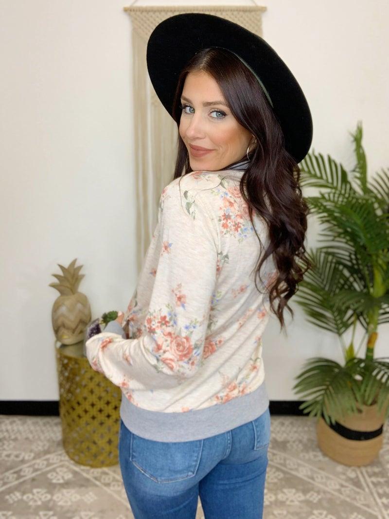 Floral Talents Jacket