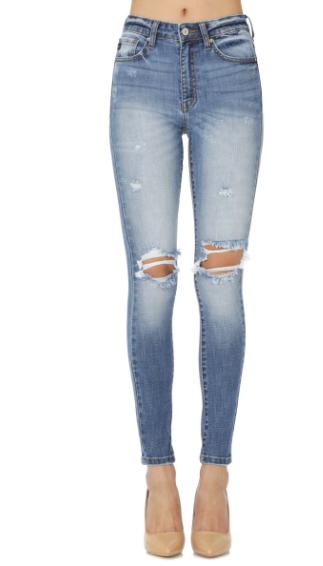 KanCan Ellen Skinny Jeans
