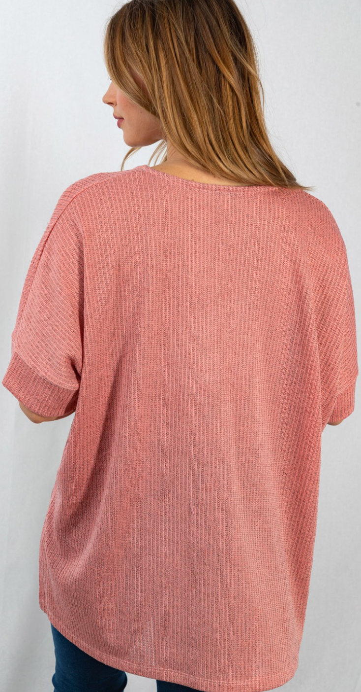 Brighter Side Top - 4 Colors!