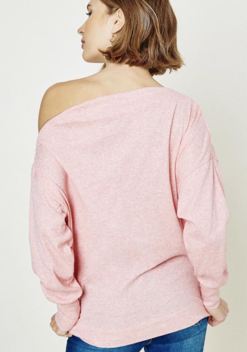 Zip-A-Dee-Doo-Dah Sweater