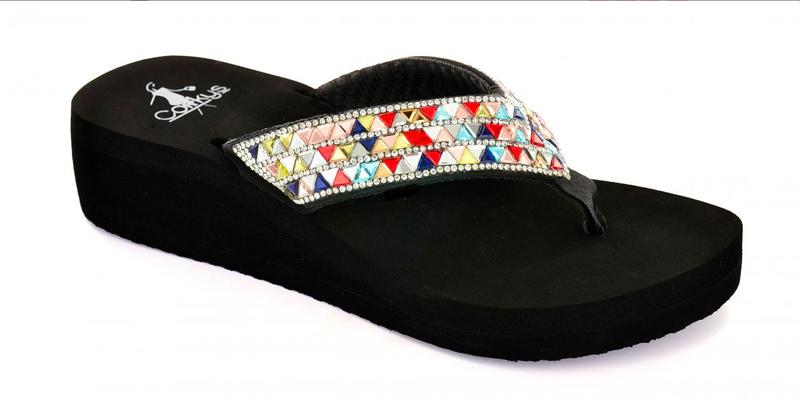 Corky's Juniper Sandal-2 Colors