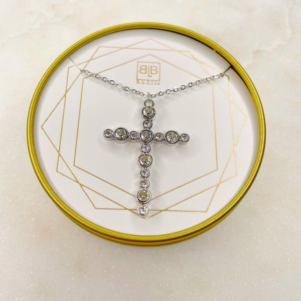 BB Lila So Good Necklace - Silver