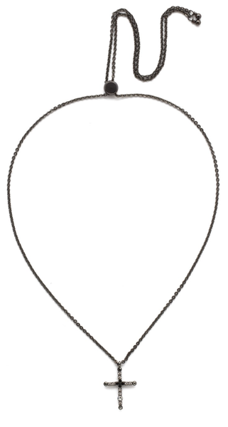 Sorrelli Angelica Cross Pendant Necklace