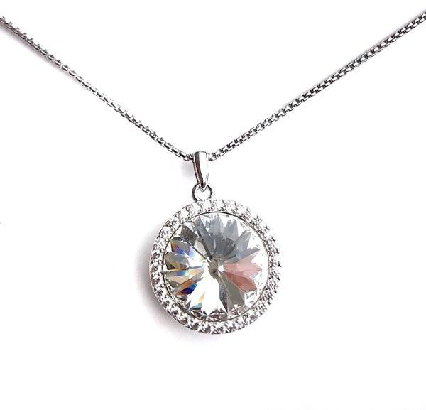 Love Poppy Swarovski Princess Necklace
