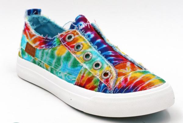 Toddler Blowfish Tye Dye Sneaker