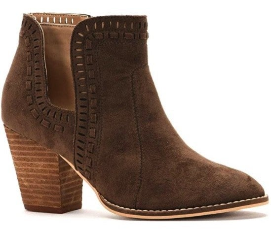 Corkys Index Booties- 3 Colors!
