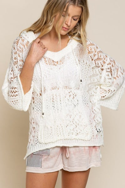 SAND AND THE BEACH SWEATER