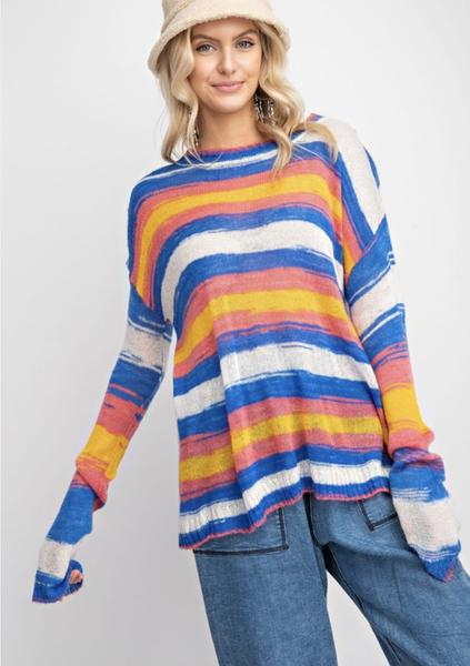Canyon River Knit Sweater
