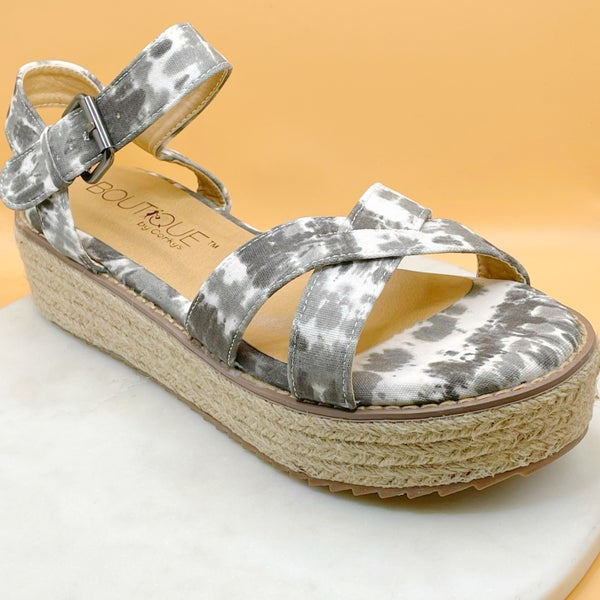 Corky's Pilot Platform Sandals- 3 Colors!