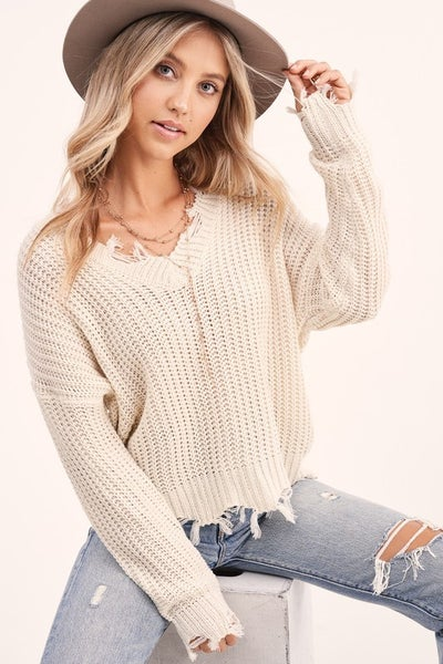 The Avery Sweater