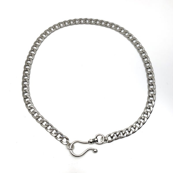 "18.5"" Delilah Chain - Silver"