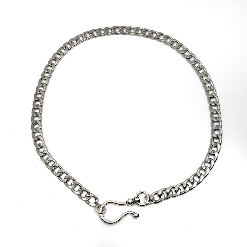 "18.5"" Delilah Chain - Silver"