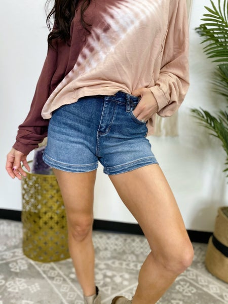 Judy Blue Summer Lovin' High Waisted Shorts