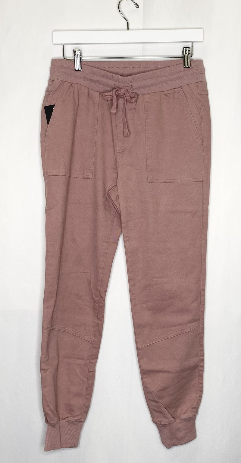 Solid Salute Joggers 2 COLORS