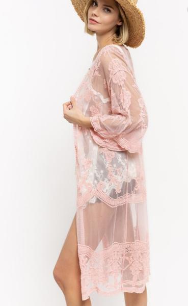 Isla Kimono Duster - 2 Colors!