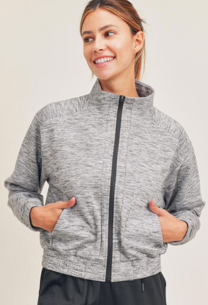Active Is As Active Does Jacket