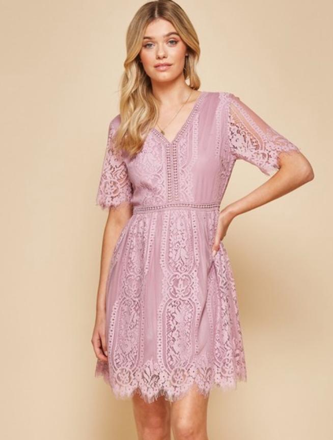 Jenna Dress - 2 Colors!