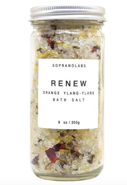 SopranoLabs Vegan Bath Salts