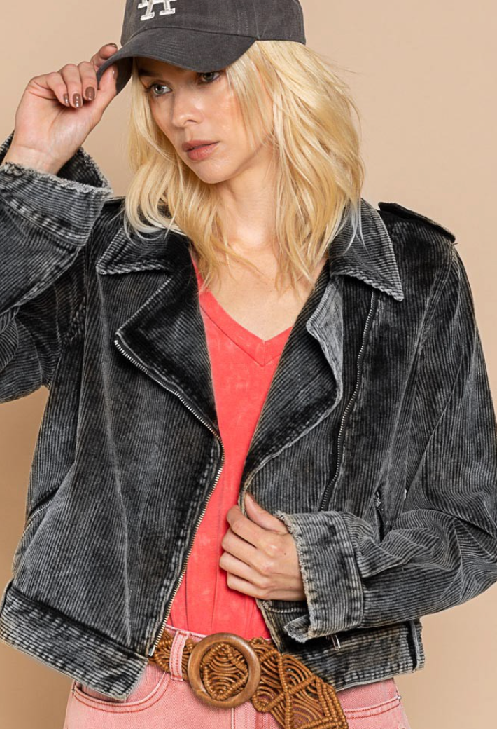 So It Goes Jacket - 3 Colors!