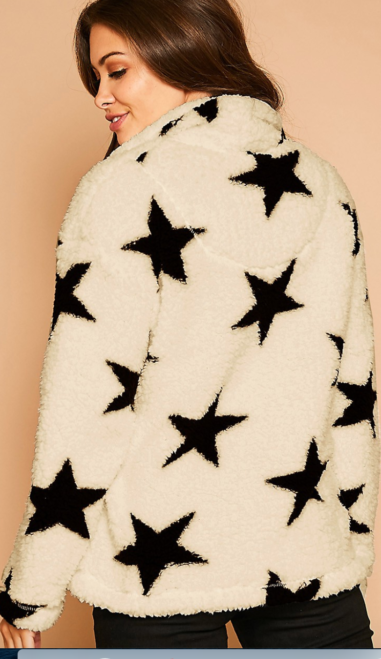 Moon and The Stars Pullover