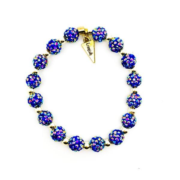 Erimish Cobalt Single Bracelet