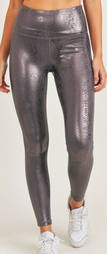Right On Cue Leggings - 2 Colors!