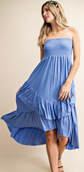 Ocean Walk Dress - 2 Colors!